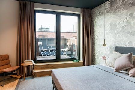 Apartment for rent from 05 Apr 2020 (Am Sandtorkai, Hamburg)