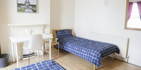Shared room for rent from 05 Jan 2020 (North Circular Road, Dublin)