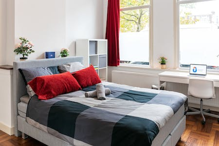 Private room for rent from 06 Dec 2019 (Copernicusstraat, The Hague)