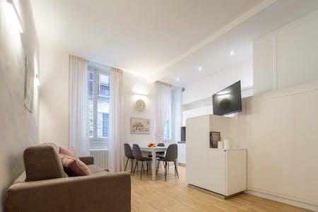 Apartment for rent from 09 Dec 2019 (Via della Vigna Vecchia, Florence)