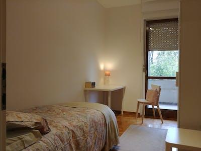 Habitación privada de alquiler desde 16 Aug 2020 (Via Luigi Pellizzo, Padova)