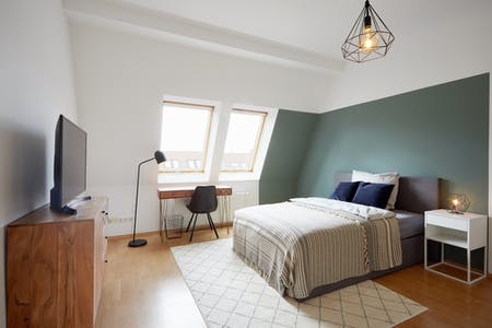 Private room for rent from 01 Apr 2020 (Boxhagener Straße, Berlin)