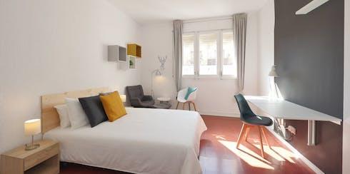 WG-Zimmer zur Miete ab 31 Jan. 2020 (Avinguda de la Riera de Cassoles, Barcelona)