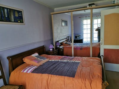 Private room for rent from 06 Dec 2019 (Rue Desfourniel, Lormont)