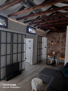 Appartamento in affitto a partire dal 02 Jan 2020 (Calle de Campomanes, Madrid)