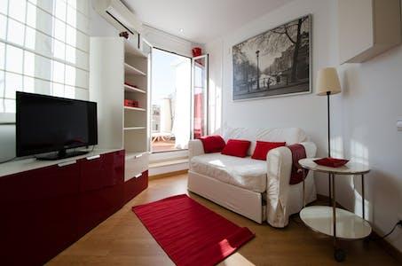 整套公寓租从01 6月 2020 (Carrer de Béjar, Barcelona)