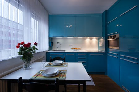 Appartement te huur vanaf 01 Jun 2020 (Metelkova ulica, Ljubljana)
