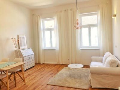 Apartment for rent from 17 Dec 2019 (Nobilegasse, Vienna)
