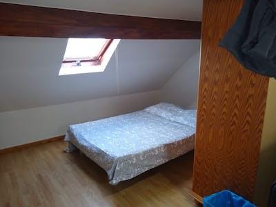 Apartamento para alugar desde 01 Feb 2020 (Chaussée de Haecht, Evere)
