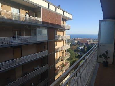 Private room for rent from 26 Feb 2020 (Via del Canalicchio, Catania)