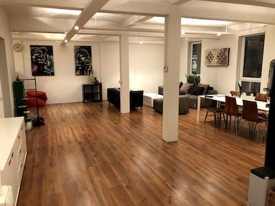 Wohnung zur Miete ab 01 Feb. 2021 (Kazernestraat, Brussels)