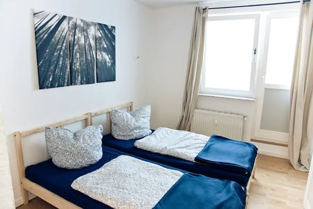 Apartment for rent from 07 Feb 2020 (Grelckstraße, Hamburg)