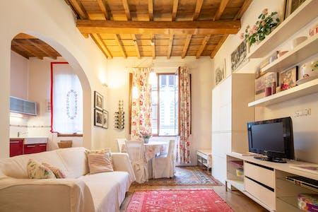 Appartement te huur vanaf 12 Dec 2019 (Via della Colonna, Florence)