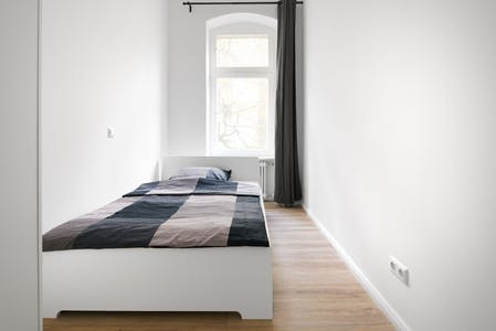 Chambre privée à partir du 01 janv. 2021 (Graefestraße, Berlin)