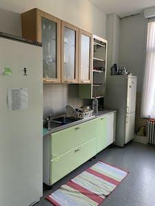 Private room for rent from 30 Nov 2019 (Chaussée de Haecht, Saint-Josse-ten-Noode)