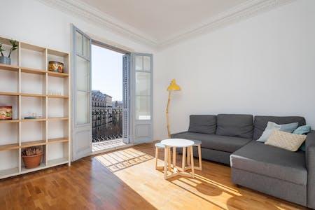 Apartment for rent from 12 Nov 2019 (Carrer Provença, Barcelona)