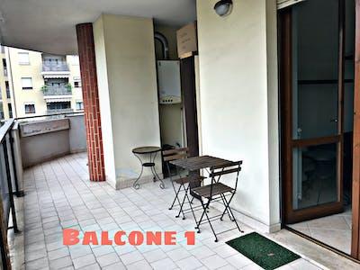 Wohnung zur Miete ab 26 Feb. 2020 (Viale Italia, Sesto San Giovanni)