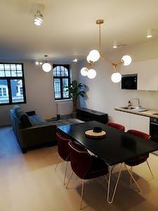 Appartement à partir du 01 Mar 2020 (Boulevard de la Cambre, Brussels)