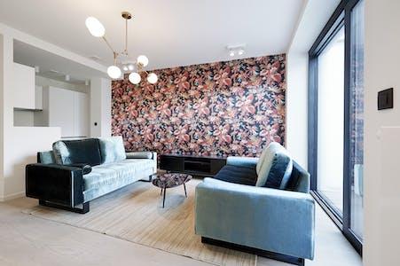 Appartement à partir du 01 juil. 2020 (Boulevard de la Cambre, Brussels)