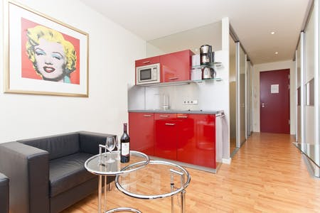 Apartment for rent from 08 Dec 2019 (Kurfürstendamm, Berlin)
