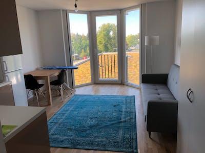 Apartment for rent from 01 Jul 2020 (Malteserstraße, Berlin)