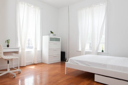 Private room for rent from 01 Jun 2020 (W 136th St, New York City)