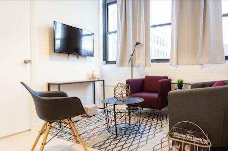 Privé kamer te huur vanaf 01 Jan 2020 (Seigel St, Brooklyn)