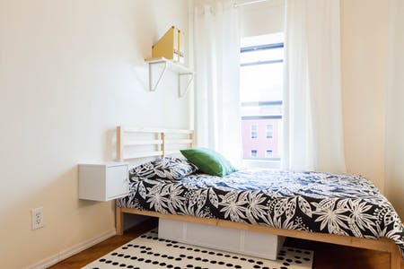 Private room for rent from 11 Dec 2019 (E 116th St, New York City)