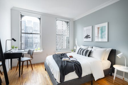 Privé kamer te huur vanaf 01 Jun 2020 (W 116th St, New York City)