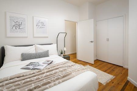 Privé kamer te huur vanaf 01 Jan 2020 (W 116th St, New York City)