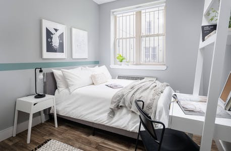 Private room for rent from 01 Jan 2020 (Hart St, Brooklyn)