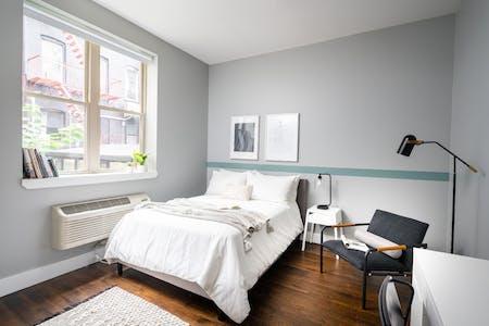 Privé kamer te huur vanaf 07 Dec 2019 (Hart St, Brooklyn)