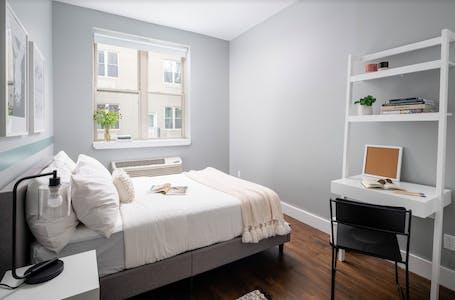 Privé kamer te huur vanaf 01 Feb 2020 (Hart St, Brooklyn)