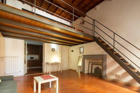 Apartment for rent from 15 Nov 2019 (Via dei Leoni, Florence)