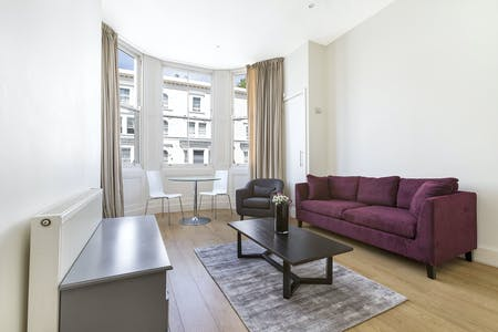 Apartment for rent from 10 Dec 2019 (Nevern Place, London)