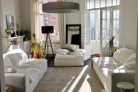 Privé kamer te huur vanaf 28 jan. 2020 (Rue Franz Merjay, Ixelles)