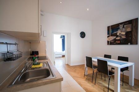 Appartamento in affitto a partire dal 15 Dec 2019 (Klosterneuburger Straße, Vienna)