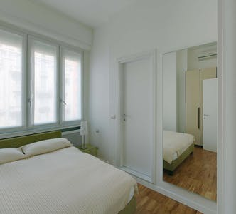 整套公寓租从13 Dec 2019 (Via Giovanni Battista Pergolesi, Milano)