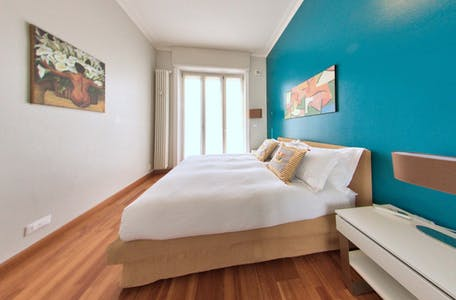 整套公寓租从17 Nov 2019 (Via Giovanni Battista Pergolesi, Milano)