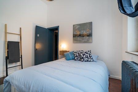 Quarto privado para alugar desde 19 fev 2020 (Rue de Louvain, Charleroi)