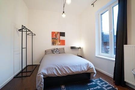 Stanza privata in affitto a partire dal 26 feb 2020 (Rue de Louvain, Charleroi)