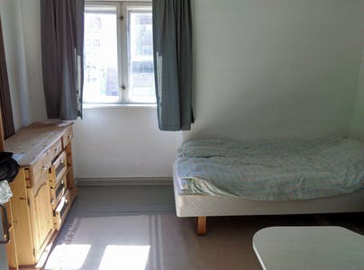 Private room for rent from 24 Jun 2020 (Kirkegårdsgade, Aalborg)