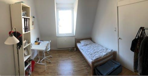 WG-Zimmer zur Miete ab 01 Aug. 2020 (Pflügersgrundstraße, Mannheim)