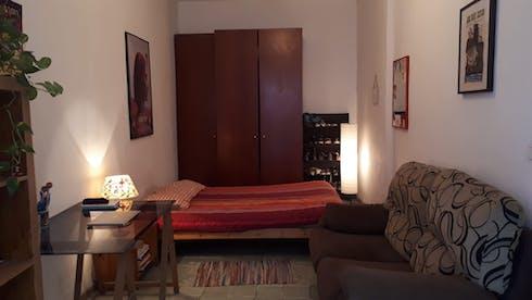 Privé kamer te huur vanaf 03 Apr 2020 (Carrer de Sant Pau, Barcelona)