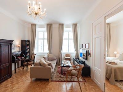 Appartamento in affitto a partire dal 01 Feb 2020 (Kurrentgasse, Vienna)
