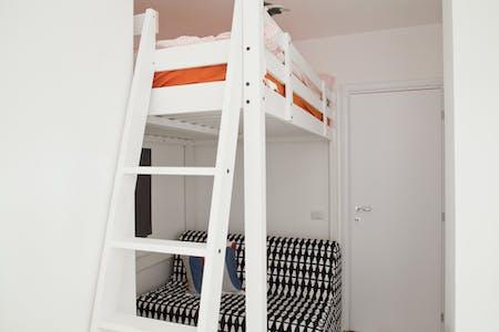 Private room for rent from 01 Jan 2020 (Via Salaria, Città metropolitana di Roma Capitale)