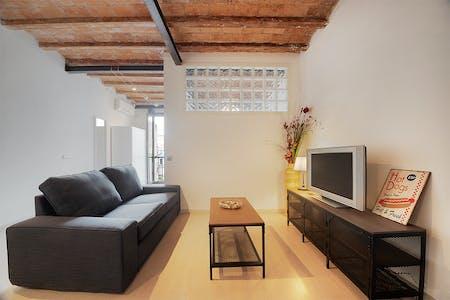 Appartement te huur vanaf 13 Dec 2019 (Carrer de l'Aurora, Barcelona)
