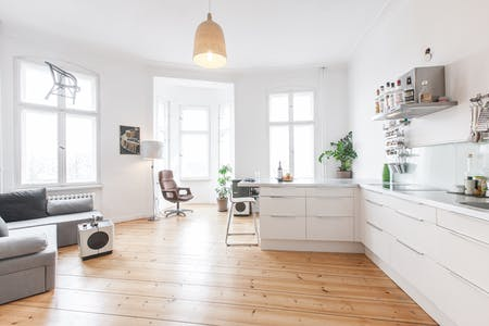 Apartment for rent from 21 Jan 2020 (Liberdastraße, Berlin)