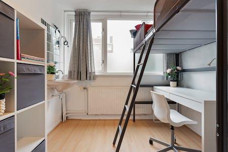 WG-Zimmer zur Miete ab 01 Jan. 2021 (Van Vollenhovenlaan, Utrecht)