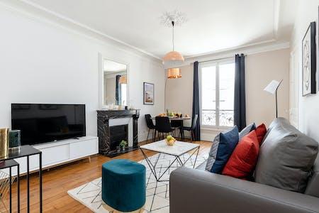 Wohnung zur Miete ab 17 Apr. 2020 (Rue des Carmes, Paris)